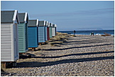 43/365 - Findhorn Beach Huts